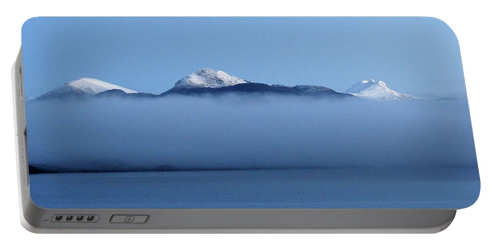 Straits Of Magellan Portable Battery Charger featuring the photograph Straits Of Magellan V by Brett Winn