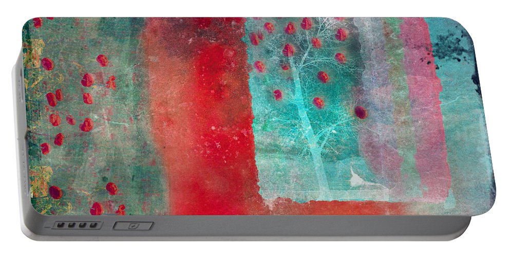Tree Portable Battery Charger featuring the photograph Summertime by Tara Turner
