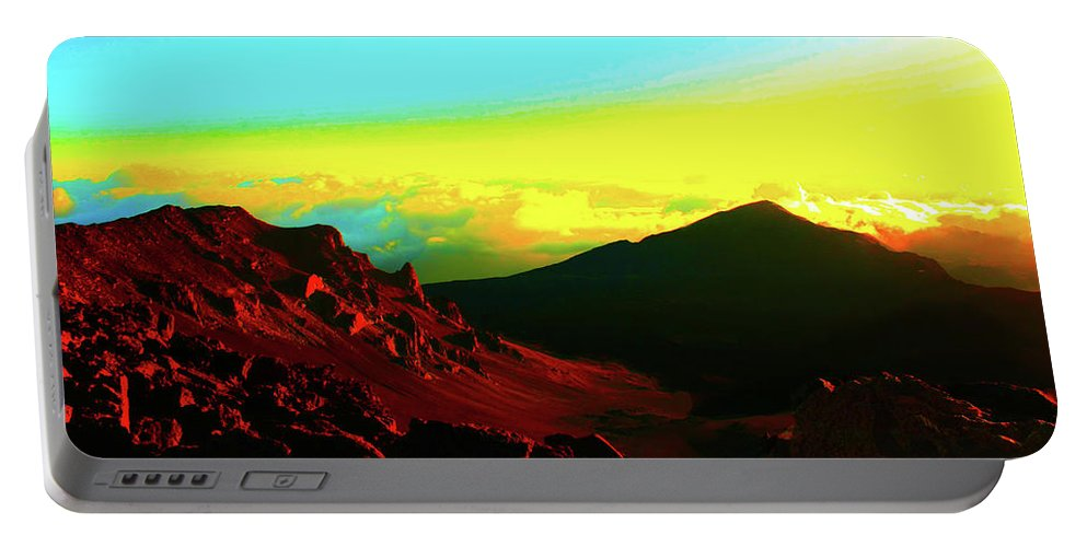 Sun Portable Battery Charger featuring the photograph Sun Valley by Stephen Edwards