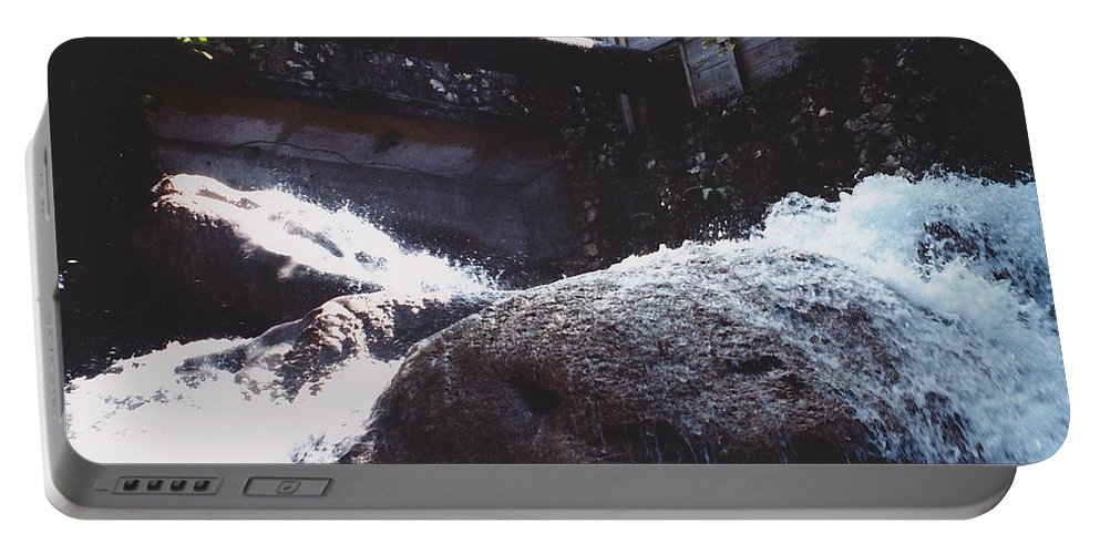 Landscape Portable Battery Charger featuring the photograph Sunshine by Michelle Powell