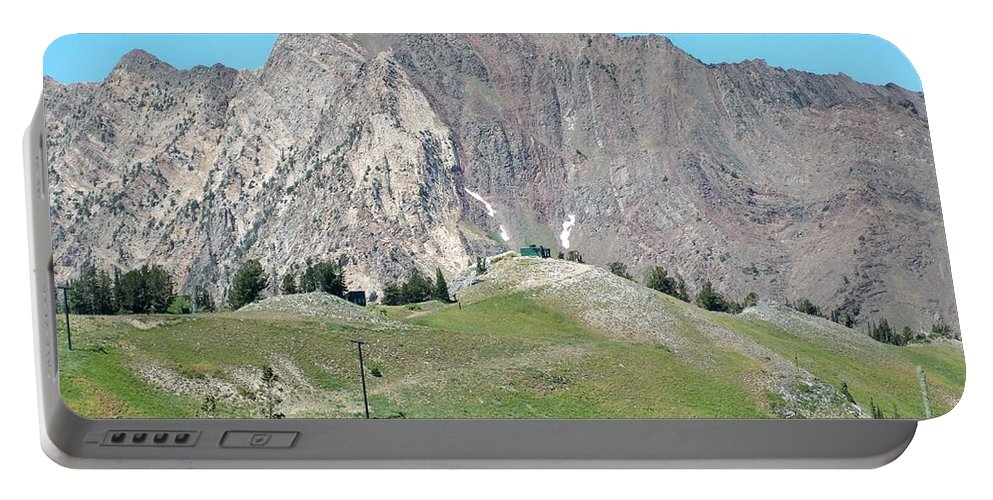 Landscape Portable Battery Charger featuring the photograph Superior by Michael Cuozzo