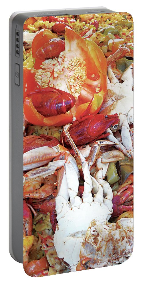 Florida Portable Battery Charger featuring the photograph Taste Of The Glades Gp by Chris Andruskiewicz