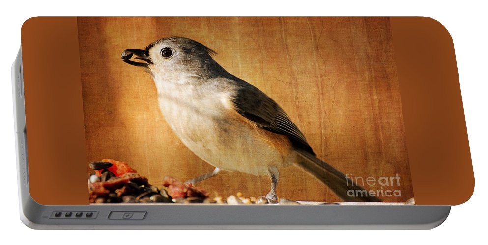 Bird Portable Battery Charger featuring the photograph Thanksgiving's Bounty by Lois Bryan