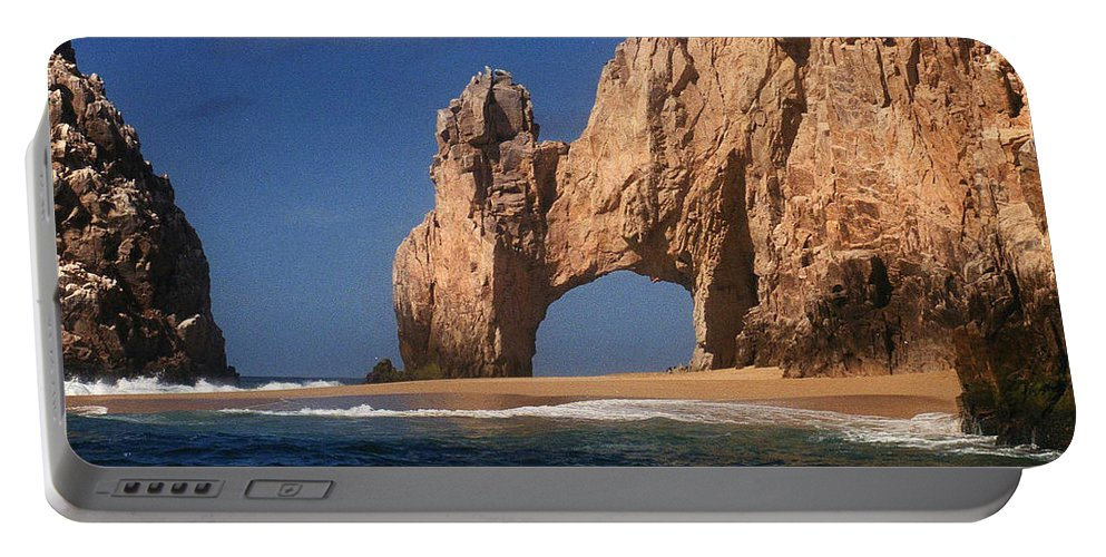 Arch Portable Battery Charger featuring the photograph The Arch by Marna Edwards Flavell