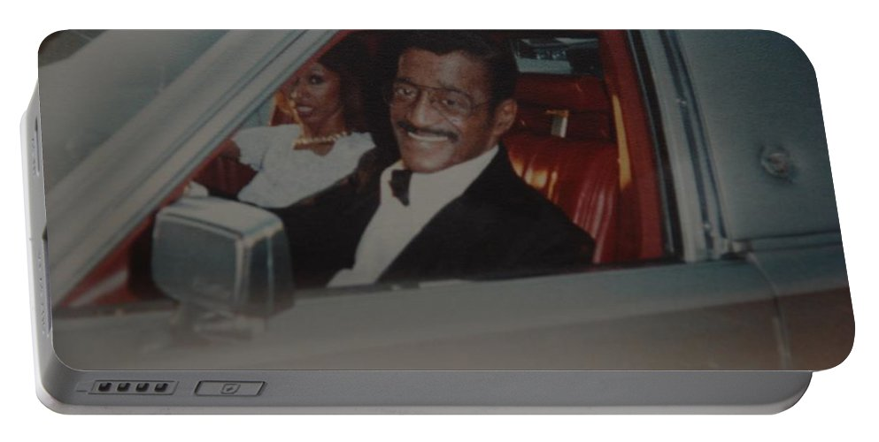 Movie Star Portable Battery Charger featuring the photograph The Candy Man by Rob Hans