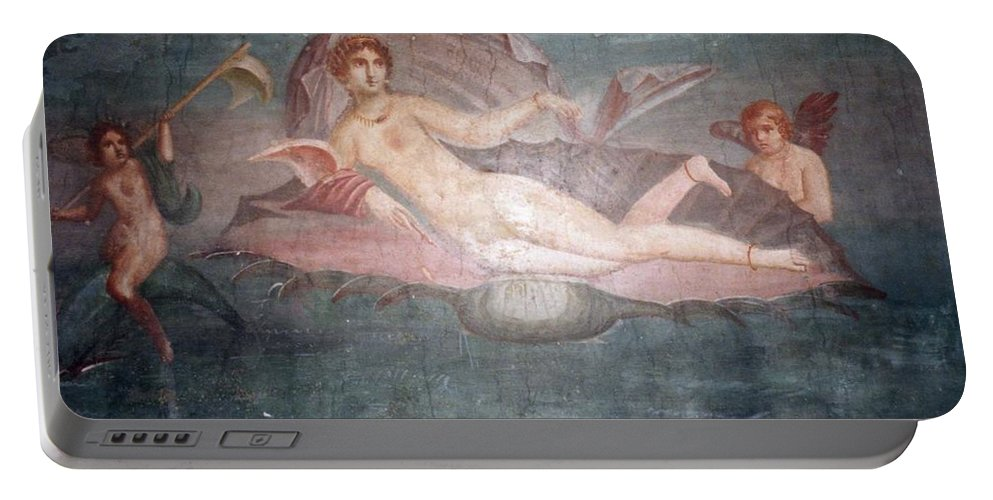 House Portable Battery Charger featuring the photograph The House Of Venus by Marna Edwards Flavell