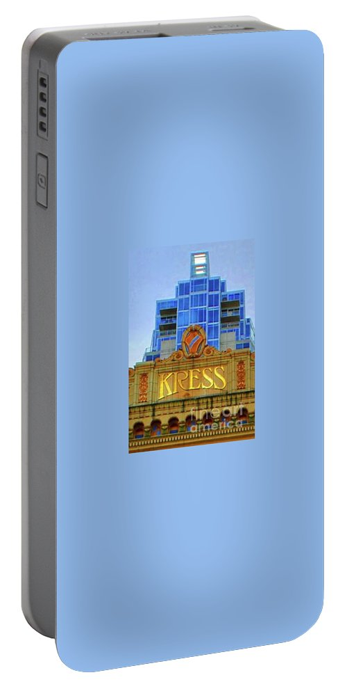 Kress Portable Battery Charger featuring the photograph The Kress by Jost Houk