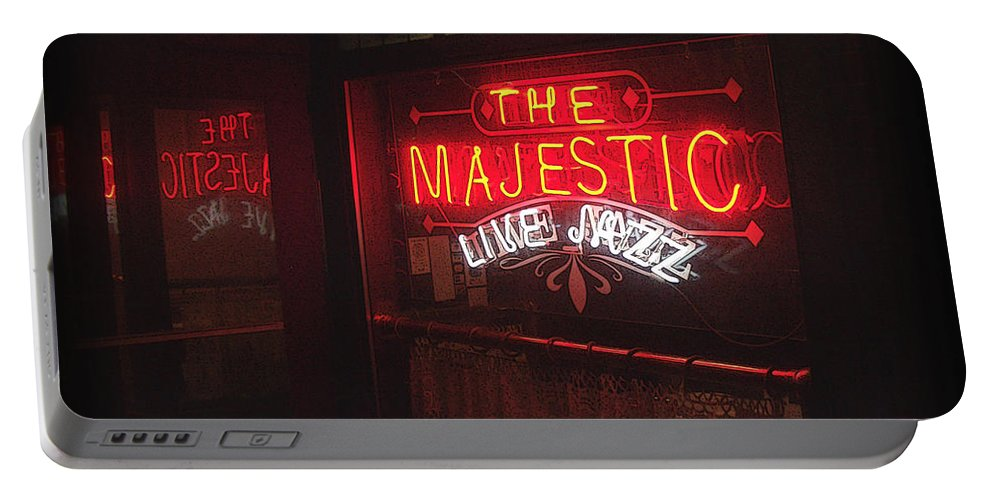 Majestic Portable Battery Charger featuring the photograph The Majestic by Tim Nyberg