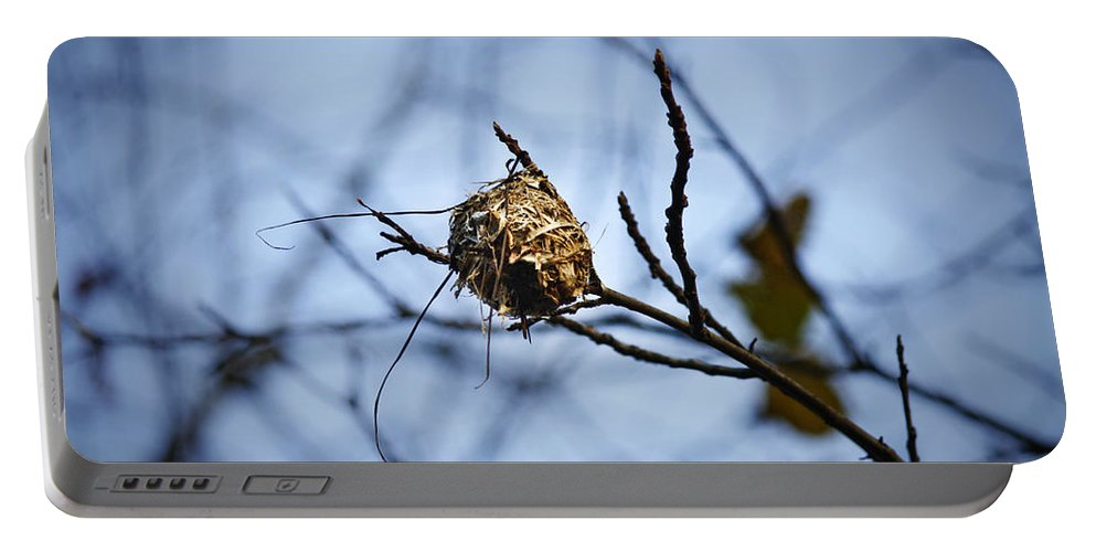 Nest Portable Battery Charger featuring the photograph The Nest 1 by Teresa Mucha