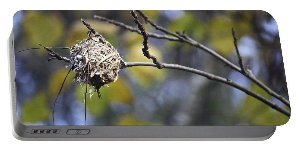 Nest Portable Battery Charger featuring the photograph The Nest 2 by Teresa Mucha