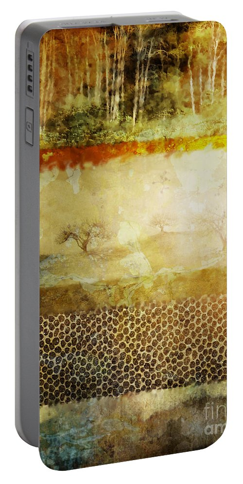 Trees Portable Battery Charger featuring the photograph The Spirit Trees by Tara Turner