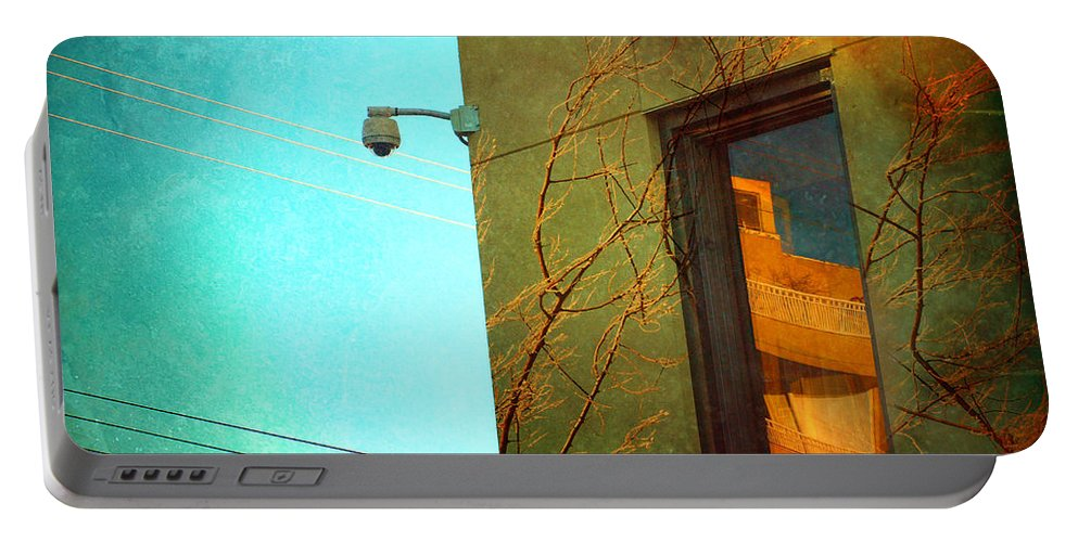 Window Portable Battery Charger featuring the photograph The Way Things Are by Tara Turner