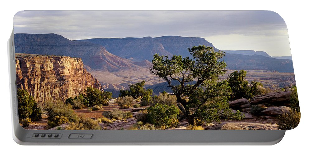 Arizona Portable Battery Charger featuring the photograph Toroweap by Kathy McClure