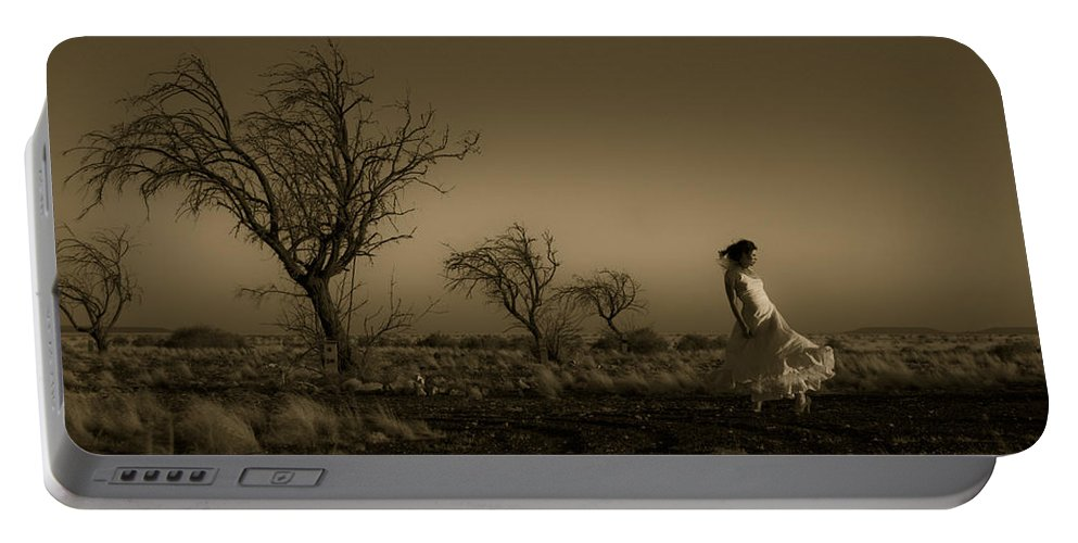 Woman Portable Battery Charger featuring the photograph Tree Harmony by Scott Sawyer