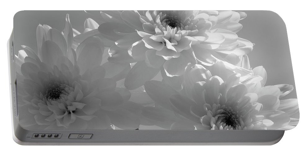 Nature Portable Battery Charger featuring the photograph Trio by Shannon Turek