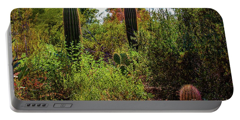Two Of A Kind Portable Battery Charger featuring the photograph Two Of A Kind by Jon Burch Photography