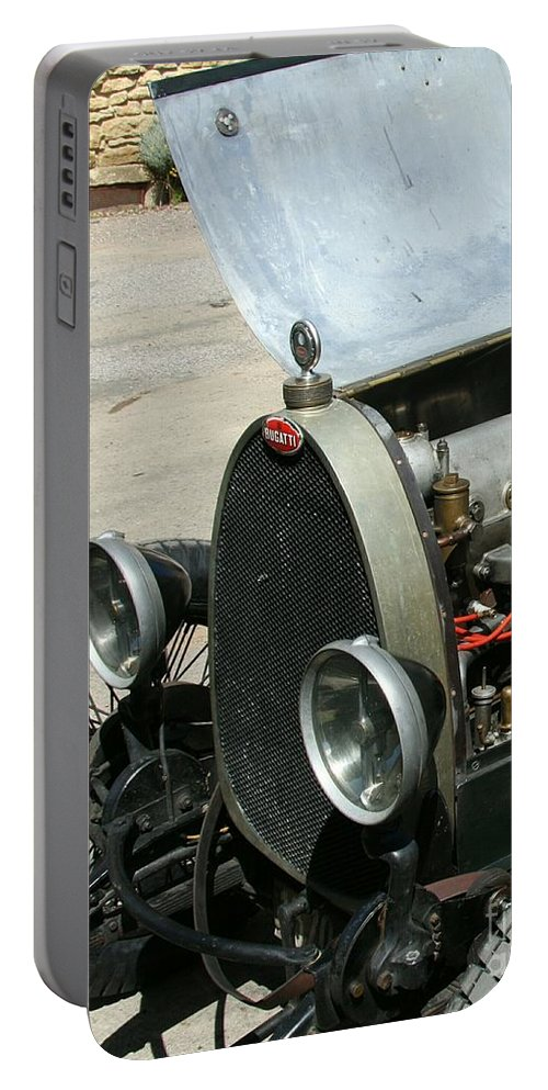 Hood Portable Battery Charger featuring the photograph Under The Hood by Christiane Schulze Art And Photography