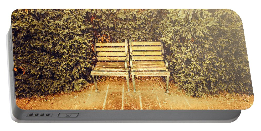 Departed Portable Battery Charger featuring the photograph Unfulfilled by Jorgo Photography - Wall Art Gallery