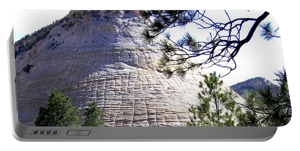 Utah Portable Battery Charger featuring the photograph Utah 11 by Will Borden