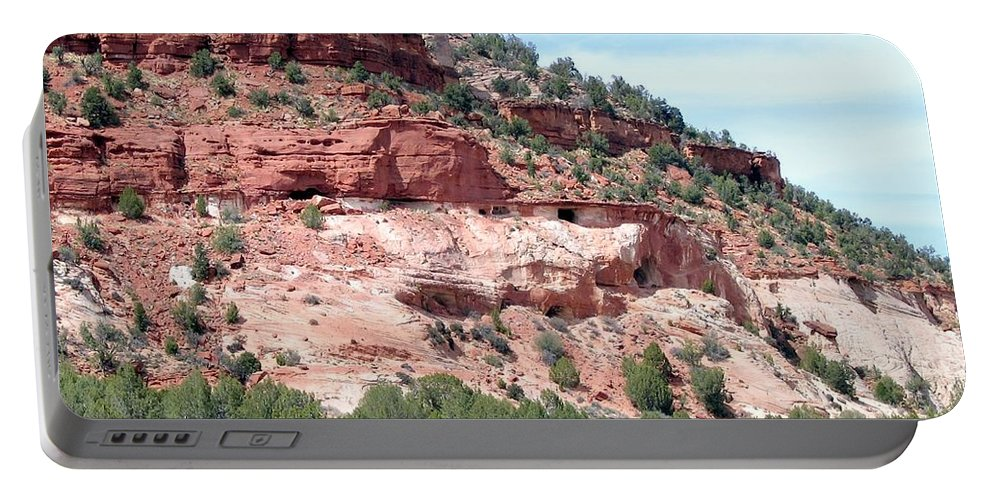 Utah Portable Battery Charger featuring the photograph Utah 9 by Will Borden