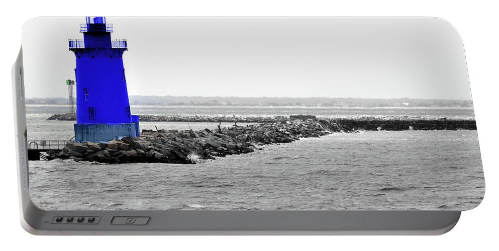 Utley Portable Battery Charger featuring the photograph Utley by Trish Tritz