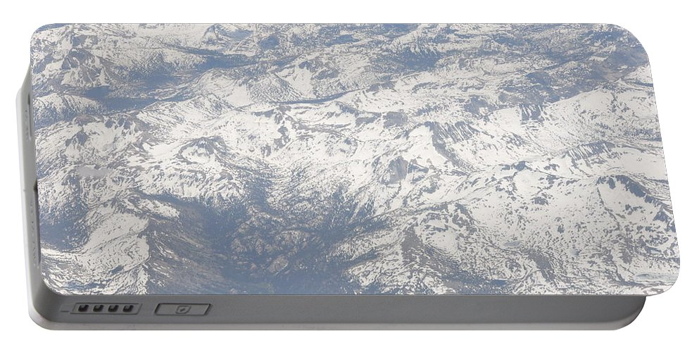 View Portable Battery Charger featuring the photograph Views From The Sky by Terry Anderson