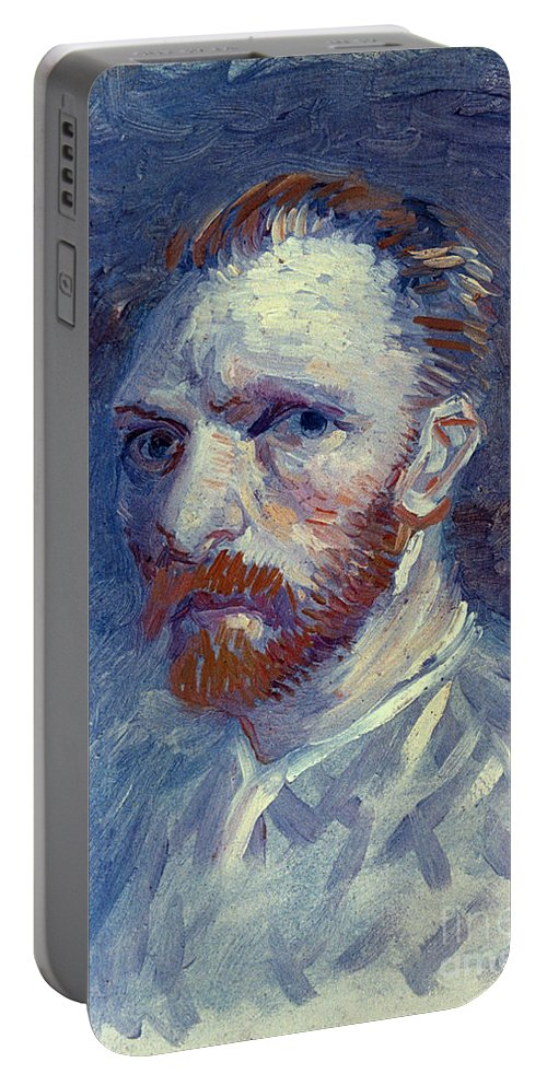 1887 Portable Battery Charger featuring the photograph Vincent Van Gogh by Granger