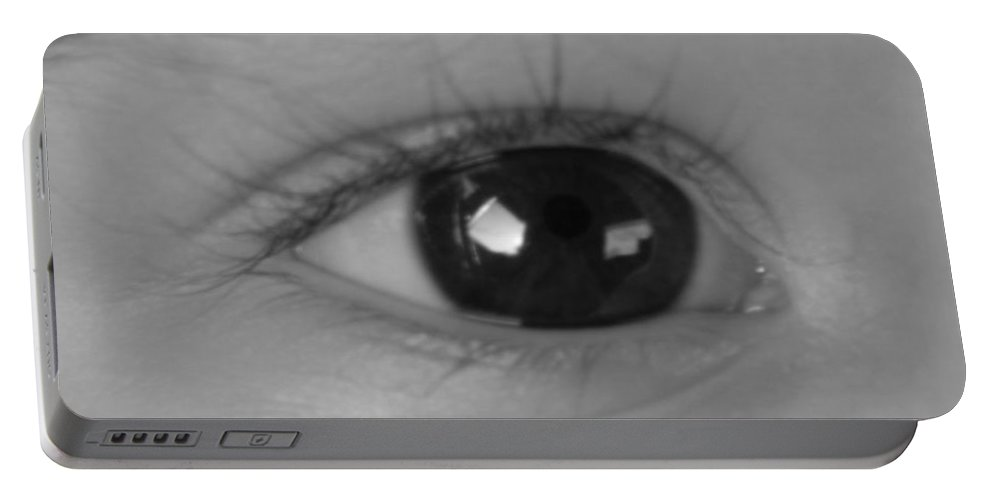 Child Portable Battery Charger featuring the photograph Watching You ... by Juergen Weiss
