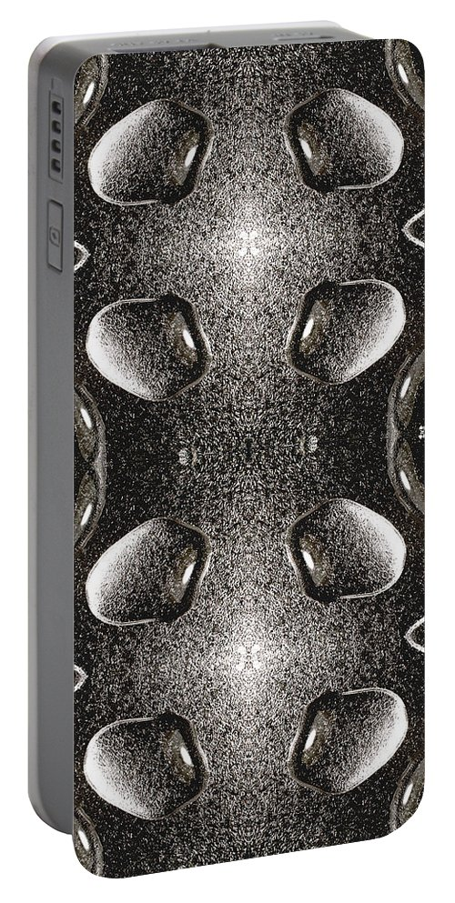 Water Portable Battery Charger featuring the photograph Waterscape 1 by Nancy Mueller