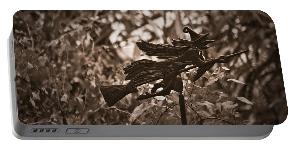 Weather Portable Battery Charger featuring the photograph Weather Vane by Teresa Mucha