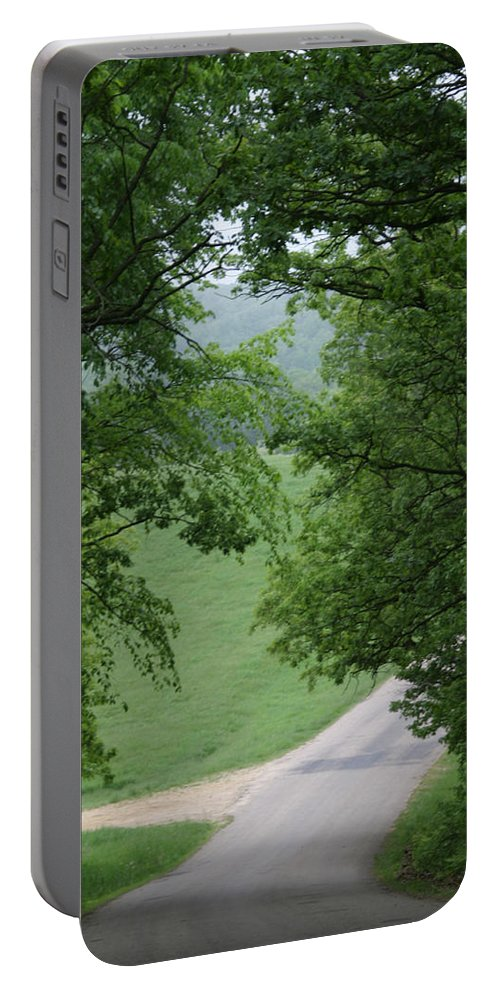 Welcome To Portable Battery Charger featuring the photograph Welcome by Bjorn Sjogren