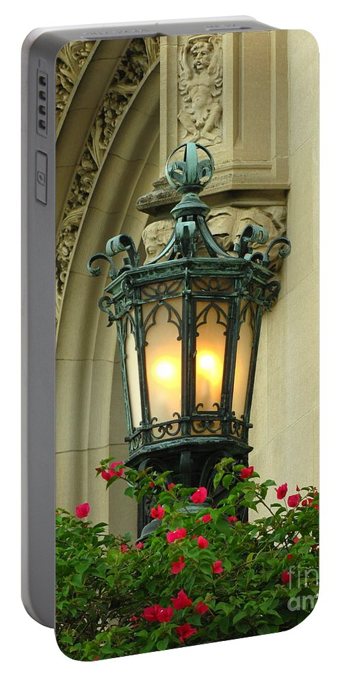 Biltmore House Portable Battery Charger featuring the photograph Welcome To Biltmore House by Betsy Foster Breen