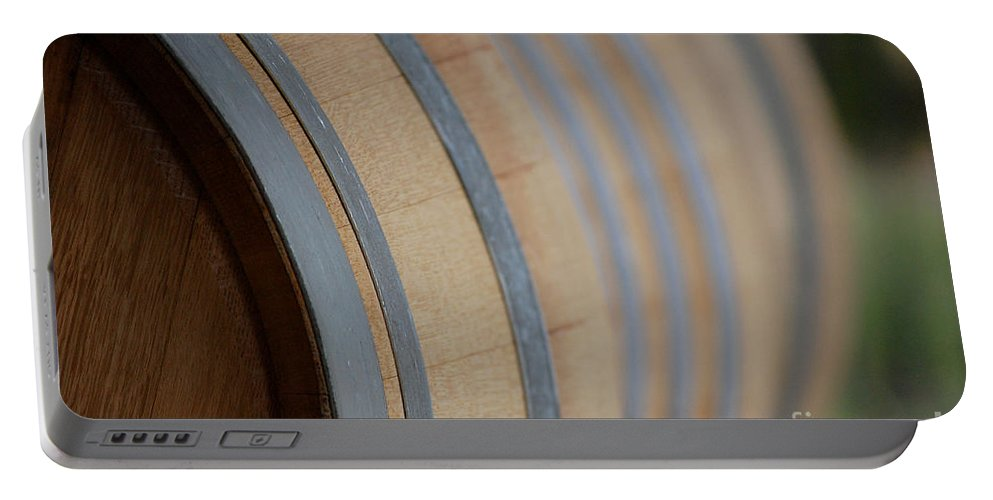 Wine Portable Battery Charger featuring the photograph Whine A Little by Robert Meanor