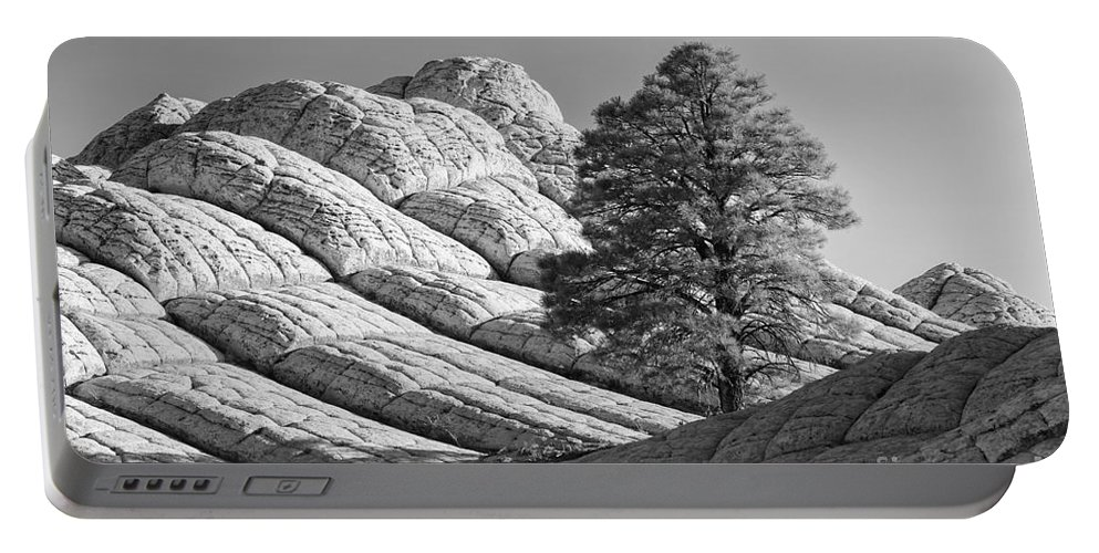 Usa Portable Battery Charger featuring the photograph White Pocket by Henk Meijer Photography