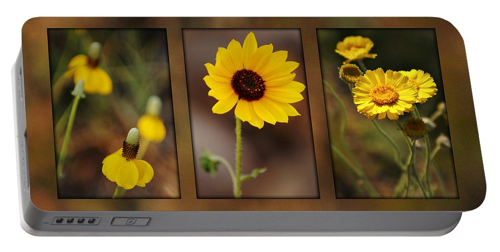 Wildflower Portable Battery Charger featuring the photograph Wildflower 3 by Jill Reger