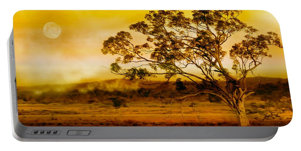 Landscapes Portable Battery Charger featuring the photograph Wind Of Change by Holly Kempe