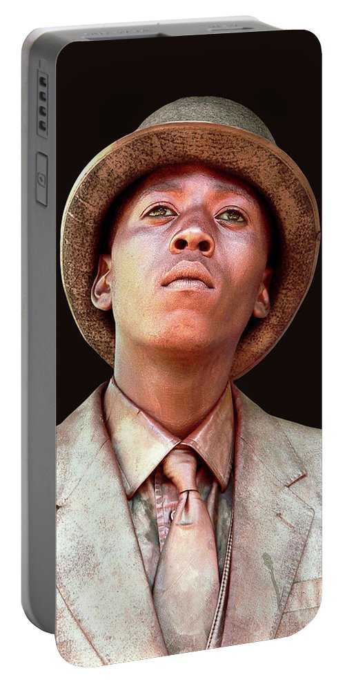 South Africa Portable Battery Charger featuring the photograph Wonder by Chantelle Flores