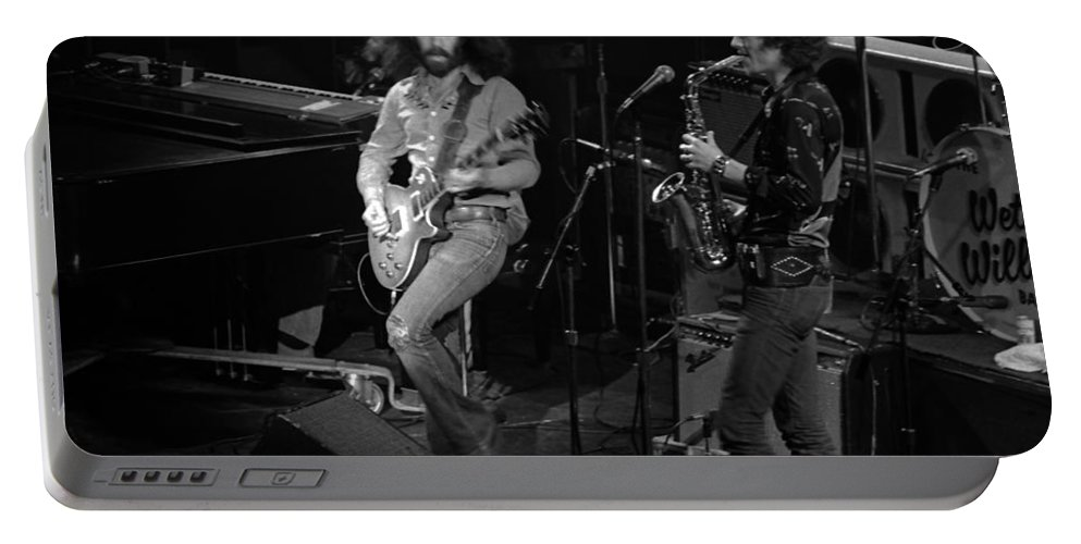 Classic Rock Portable Battery Charger featuring the photograph Ww#1 by Ben Upham