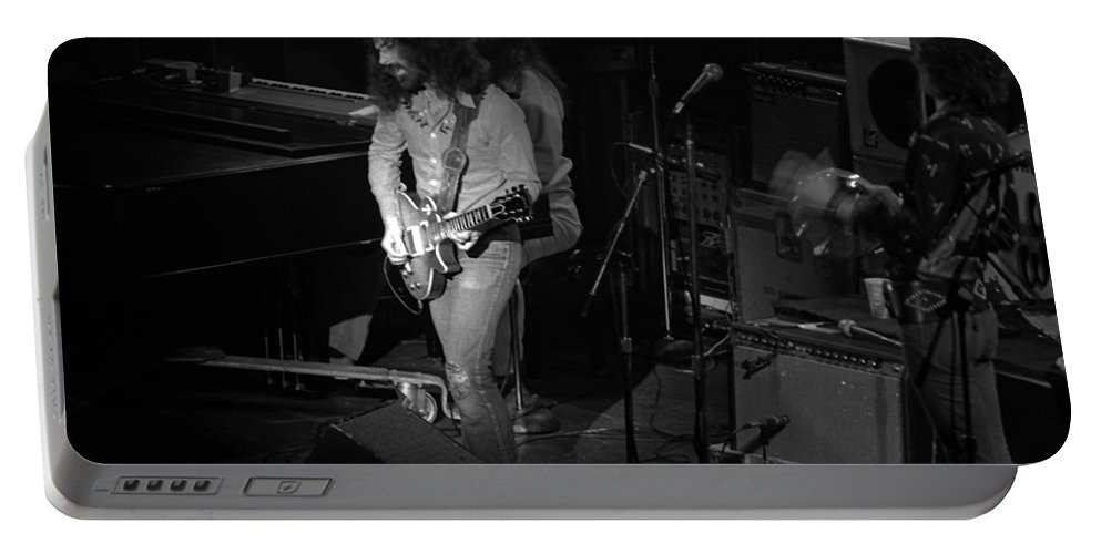 Classic Rock Portable Battery Charger featuring the photograph Ww#2 by Ben Upham