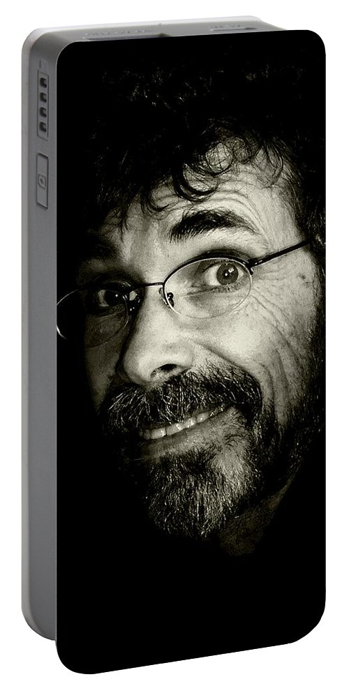 Man Portable Battery Charger featuring the photograph Ya Think by RC DeWinter