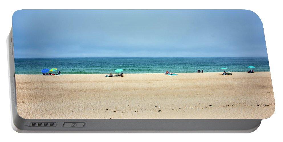 Ballston Beach Portable Battery Charger featuring the photograph Ballston Beach - Truro Massachusetts by Brendan Reals