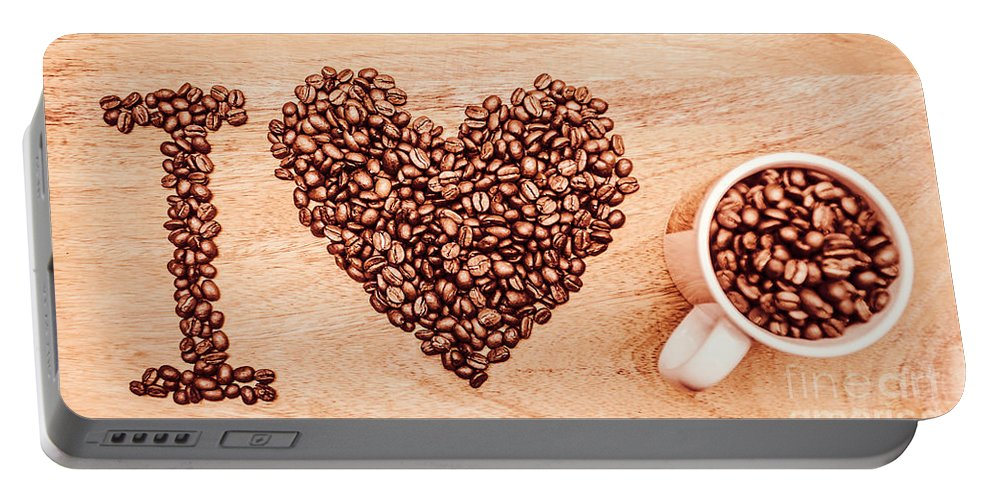 Romance Portable Battery Charger featuring the photograph A Fancy by Jorgo Photography - Wall Art Gallery