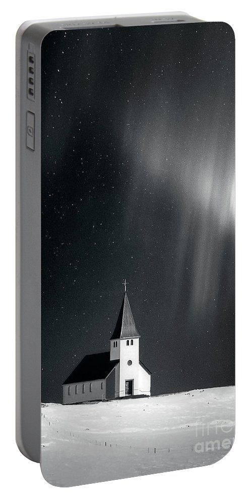 Kremsdorf Portable Battery Charger featuring the photograph Heaven's Light by Evelina Kremsdorf