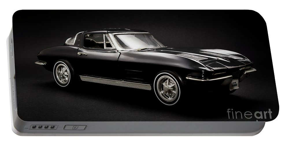 Car Portable Battery Charger featuring the photograph Stingray Style by Jorgo Photography - Wall Art Gallery