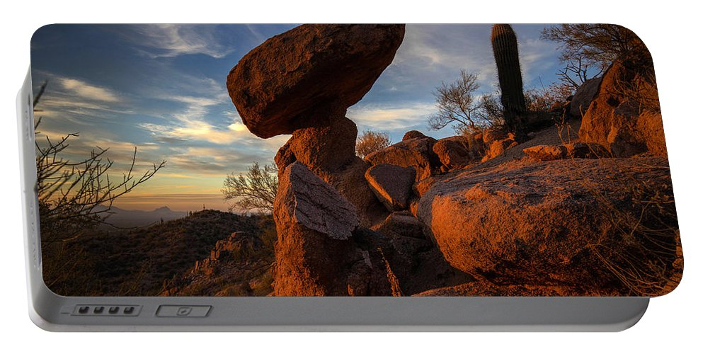 Photography Portable Battery Charger featuring the photograph Ancient Ones by Kati Astraeir