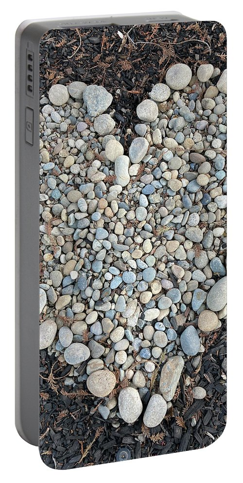 Big Hearts Portable Battery Charger featuring the photograph Big Hearts by Shannon Grissom
