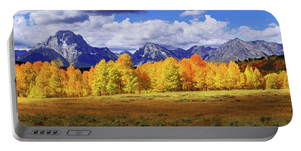 Moment Portable Battery Charger featuring the photograph Moment by Chad Dutson
