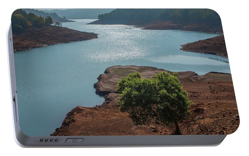 Prime Portable Battery Charger featuring the photograph Ssk 7297 Prime Location. Color by Sunil Kapadia