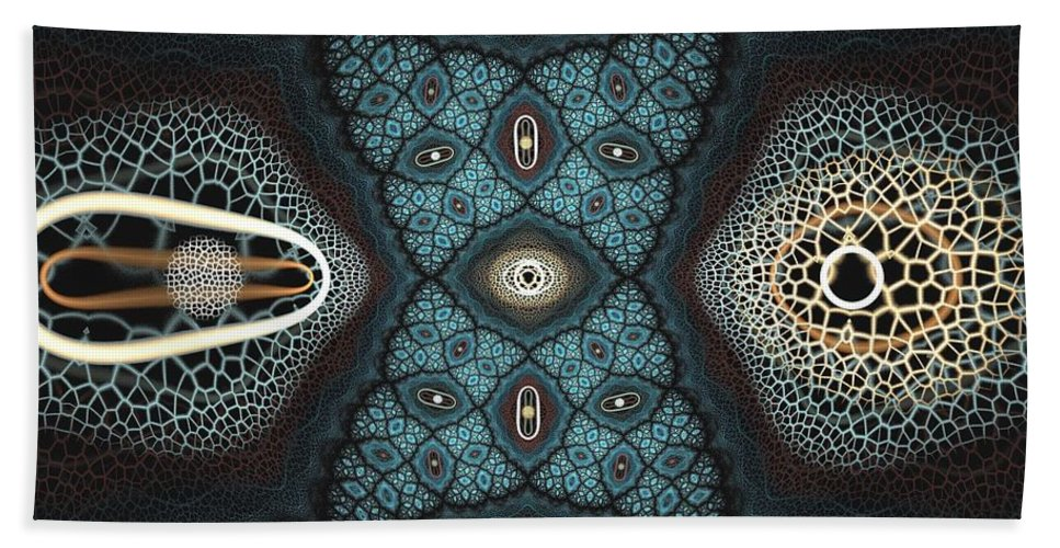 Still Life Beach Towel featuring the painting 0010 by I J T Son Of Jesus