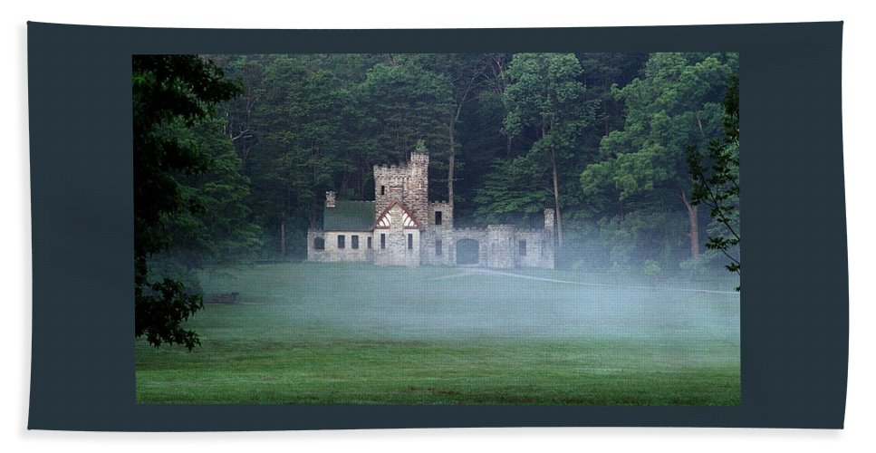 Squire Beach Towel featuring the photograph 070506-42 by Mike Davis